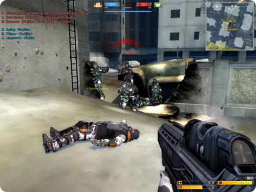 Battlefield 2142 (06) / CZ Battlefield2142screen