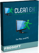 Prosoft Engineering announces CleanExit for the Mac