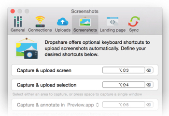 Dropshare 4 for Mac OS X gets revamped user interface