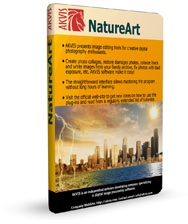 AKVIS releases NatureArt 8.0: Aurora Borealis Effect