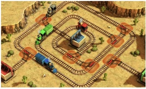Train Crisis game now available at Steam