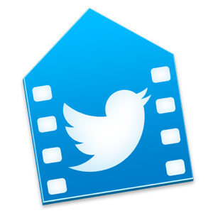 VideoTweet for OS X designed to imply sending videos to Twitter