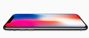 The iPhone X arrives in November